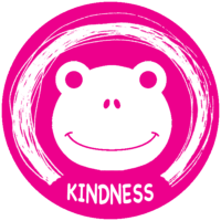 We will learn to be kind to those around us including little creatures.